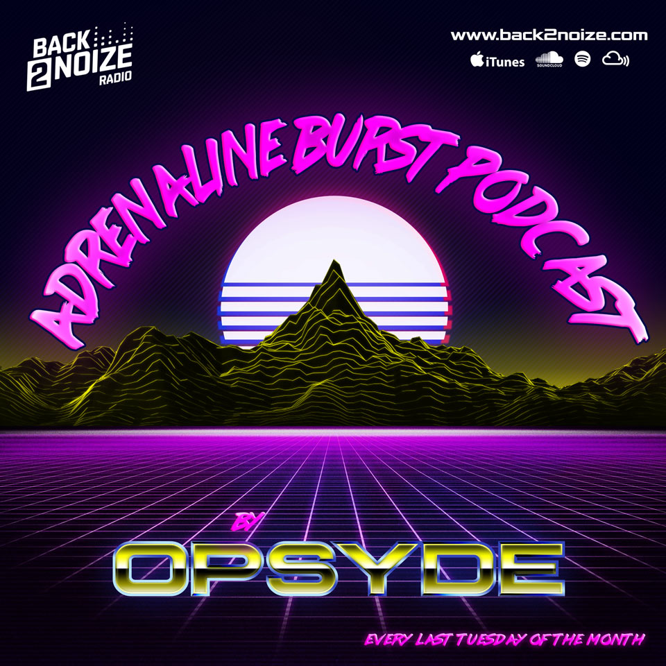 Adrenaline Burst Podcast 2020