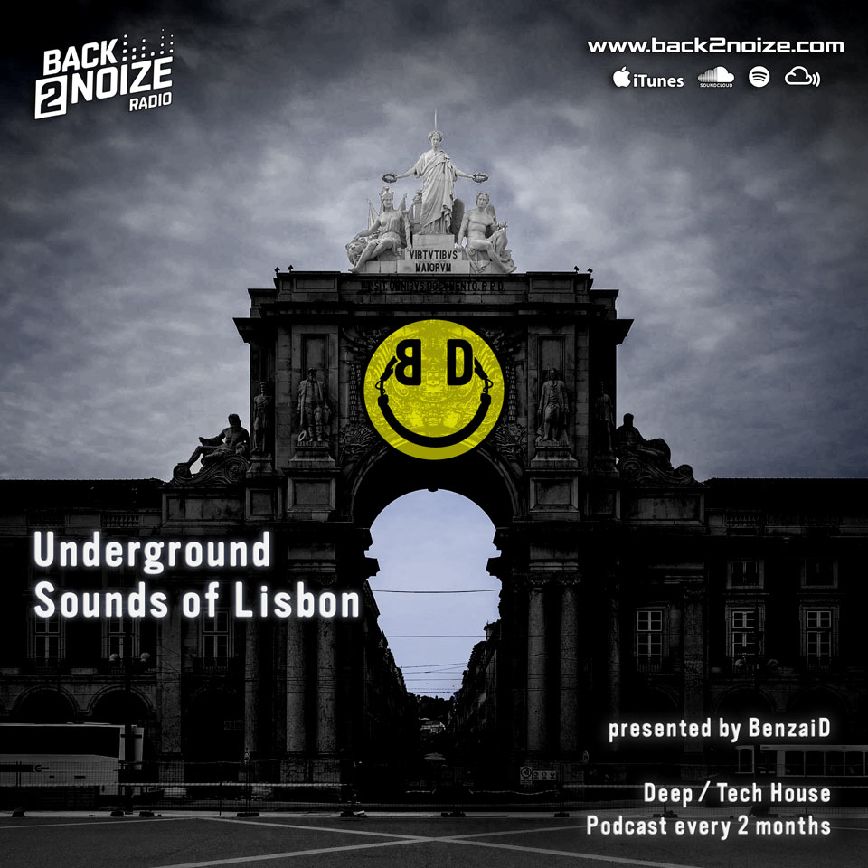 Underground Sounds of Lisbon Podcast 2020